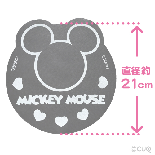 IHマットSOFT mickey/minnie型