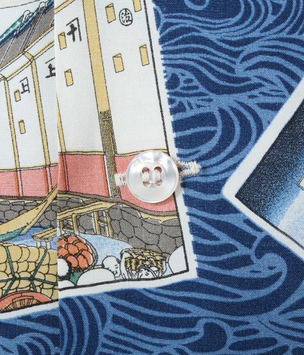 "Lot No. SS38469 / SUN SURF × 葛飾北斎 SPECIAL EDITION ""江戸五景"""