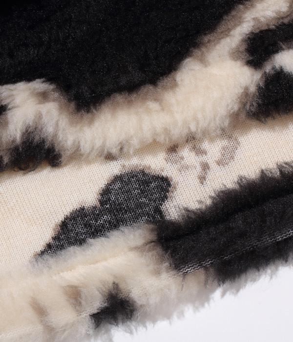 """Lot No. SE15007 / Kodiak Style Pullover Jacket """"HOLSTEIN"""""""