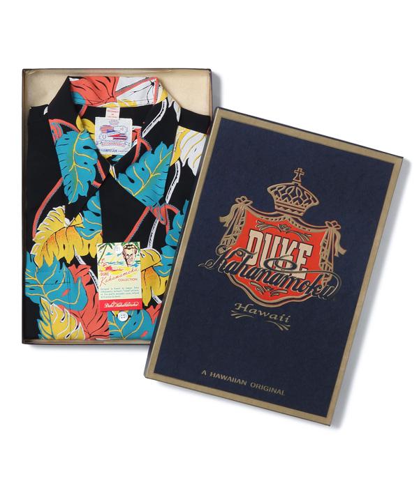 "Lot No. DK36203 / DUKE KAHANAMOKU SPECIAL EDITION ""MONSTERA"""