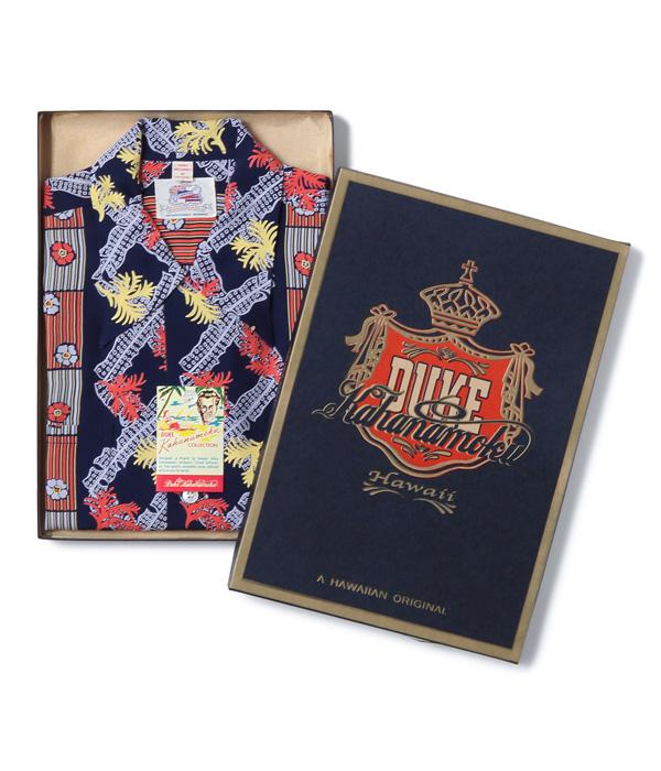 "Lot No. DK36206 / DUKE KAHANAMOKU SPECIAL EDITION ""ABSTRACT CORAL STRIPE"""