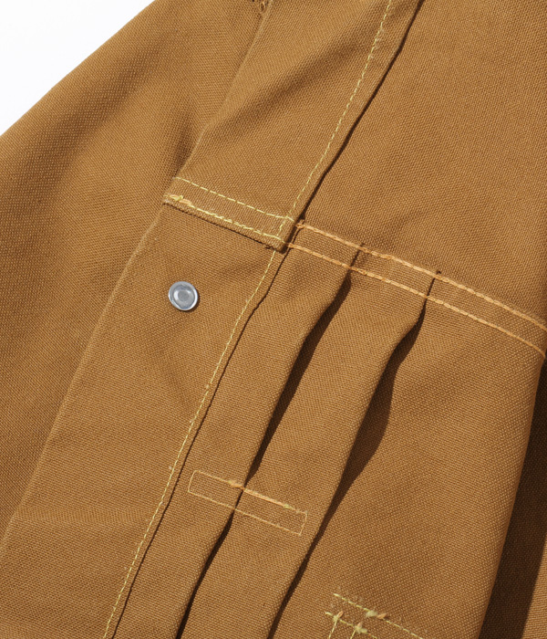 Lot No. SC14602 / 13oz. BROWN DUCK JACKET 1953 MODEL