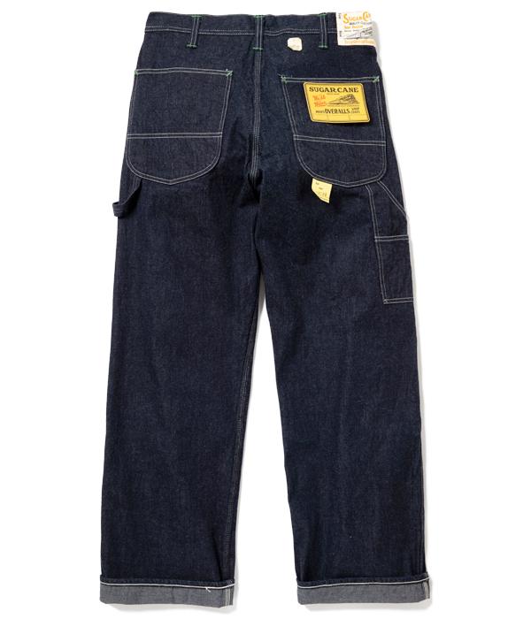 Lot No. SC41822 / 11oz. BLUE DENIM WORK PANTS