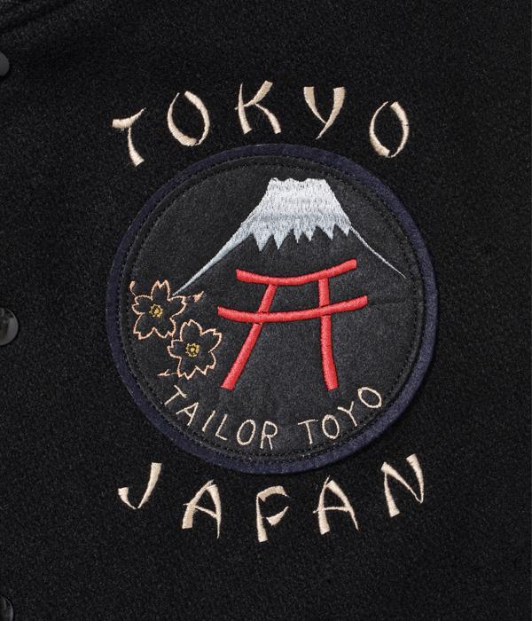 """2021年10月12日入荷 / Lot No. WV14906-119 / 30oz. WOOL MELTON AWARD JACKET """"TAILOR TOYO"""""""