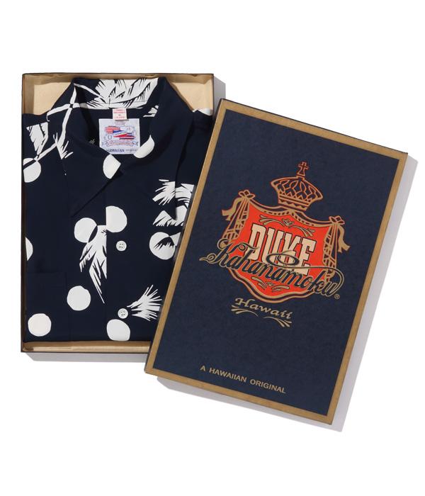 """2021年春夏発売予定 / Lot No. DK36980 / DUKE KAHANAMOKU SPECIAL EDITION """"MOONLIGHT PALM TREE"""""""