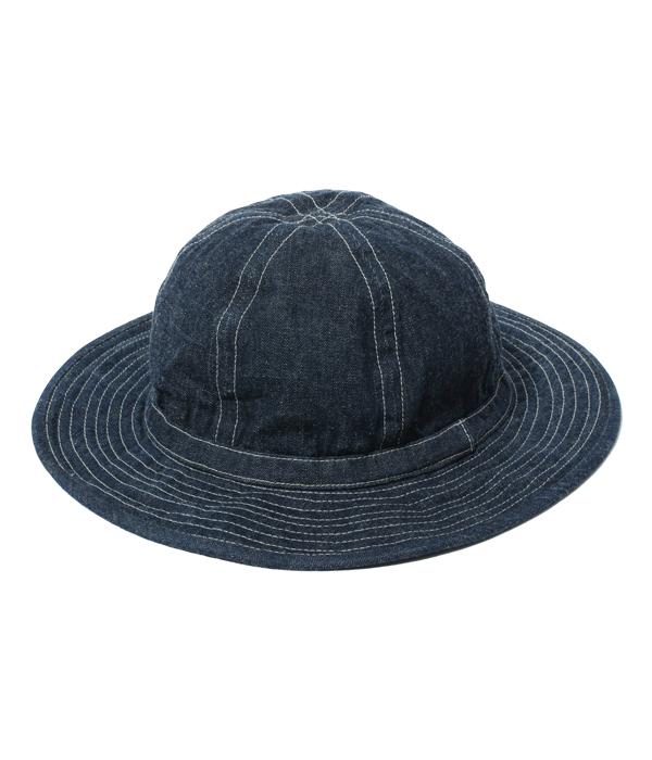 Lot No. BR01476 / HAT, WORKING, DENIM