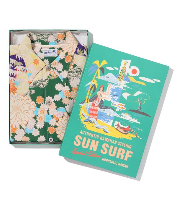"""2021年4月26日入荷 / Lot No. SS38675 / SUN SURF SPECIAL EDITION """"KIMONO DESIGN"""""""