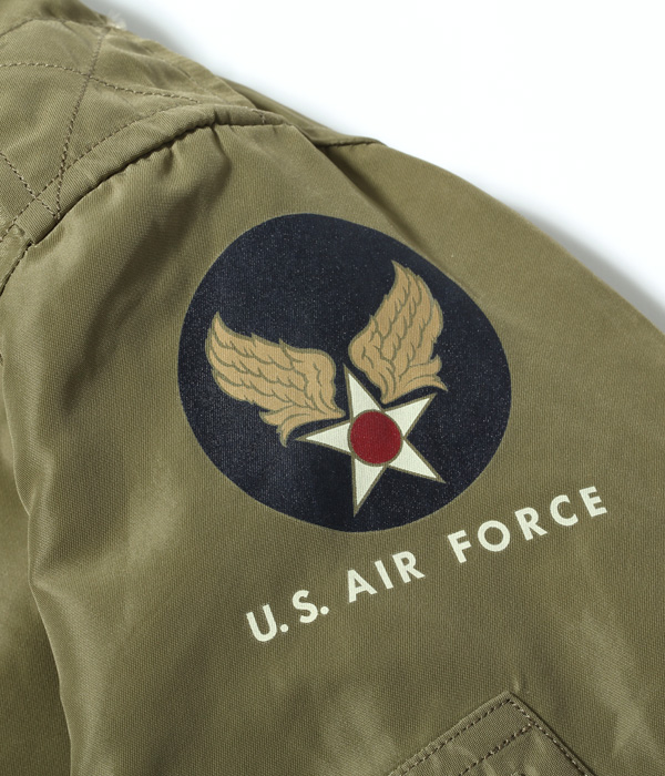 "Lot No. BR11130 / Type L-2 ""AMERICAN PAD & TEXTILE CO."""