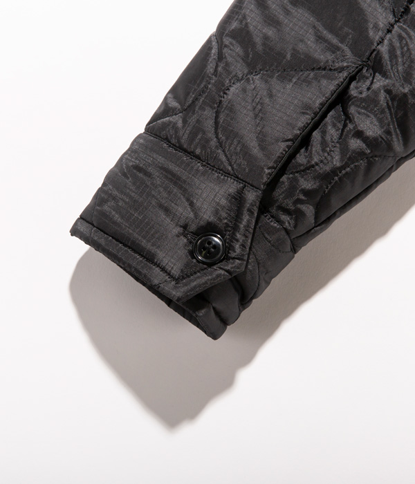 "Lot No. TT14470-119 / TAILOR TOYO × PEANUTS (SNOOPY) Late 1960s Style Vietnam Liner Jacket ""MOON HOP"" (BLACK)"
