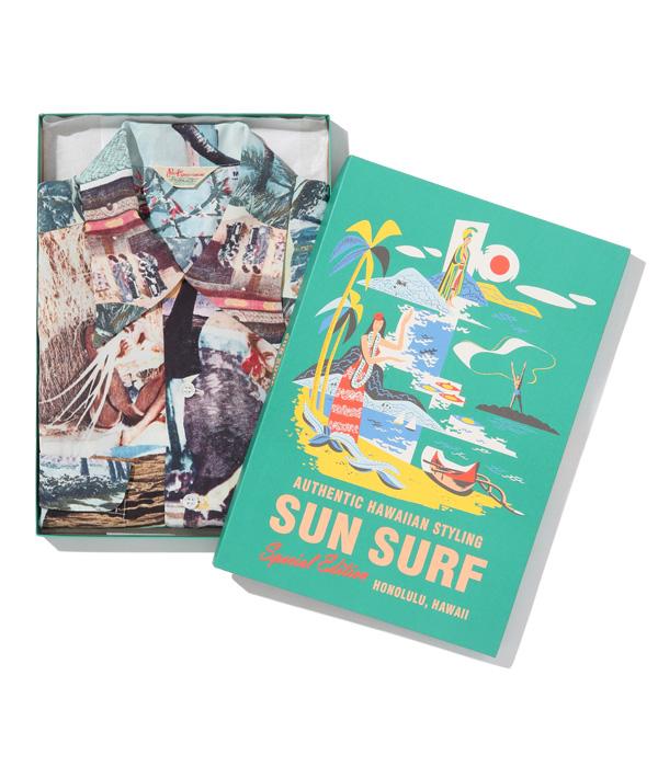 """2021年春夏発売予定 / Lot No. SS38678 / SUN SURF SPECIAL EDITION """"KAIKAMAHINE"""""""