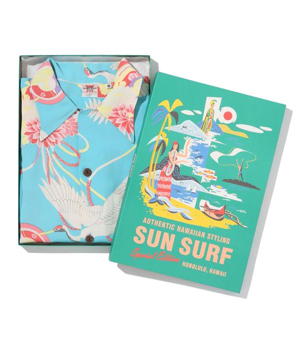"""2021年5月7日入荷 / Lot No. SS38679 / SUN SURF SPECIAL EDITION """"THE CRY OF CRANE"""""""