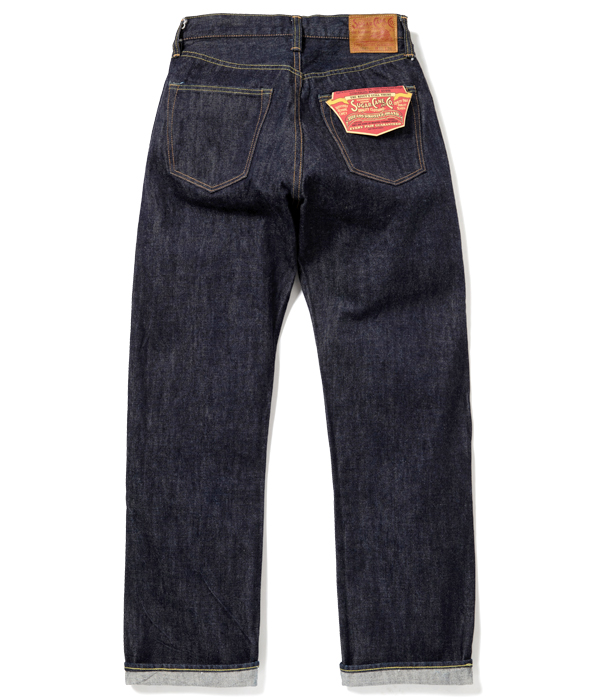 Lot No. SC41947 / 14.25oz. DENIM 1947 MODEL