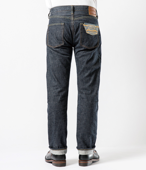 Lot No. SC42009 / 12oz. DENIM 1947 MODEL TYPE-II (SLIM STRAIGHT)