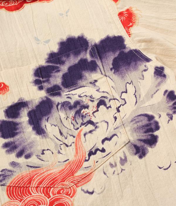 """2021年2月19日再入荷 / Style No. SS38550 / SUN SURF SPECIAL EDITION """"唐獅子牡丹 KARAJISHI BOTAN"""""""
