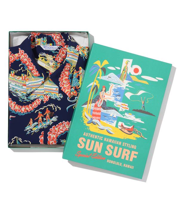 """2021年春夏発売予定 / Lot No. SS38681 / SUN SURF SPECIAL EDITION """"MATSON LINE"""""""