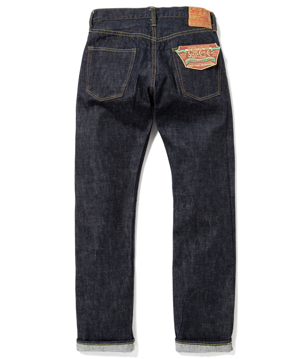 Lot No. SC42014 / 12oz. DENIM 1947 MODEL TYPE-III (SLIM STRAIGHT)