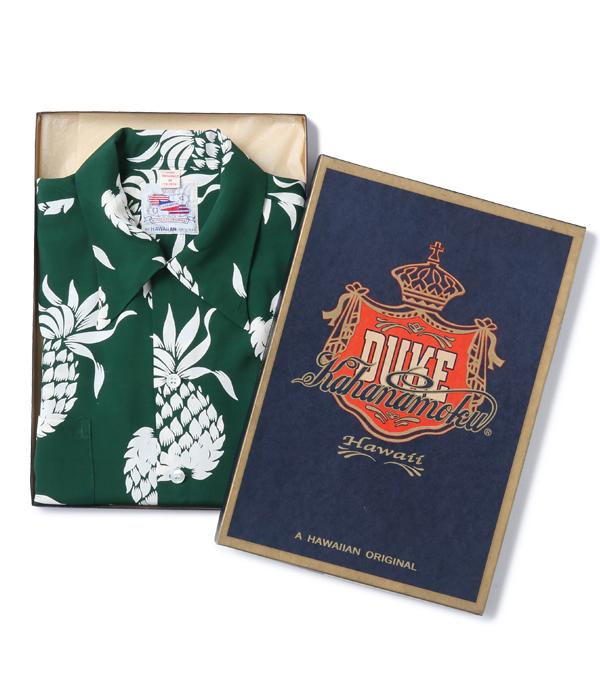 "Lot No. DK26793 / DUKE KAHANAMOKU SPECIAL EDITION ""DUKE'S PINEAPPLE"" (LONG SLEEVE)"