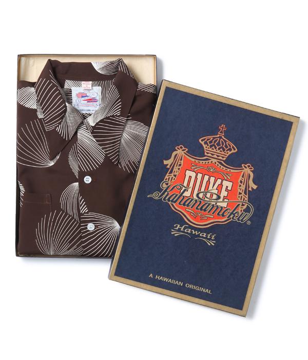 "Lot No. DK27557 / DUKE KAHANAMOKU SPECIAL EDITION ""DUKE'S SHELL"" (LONG SLEEVE)"