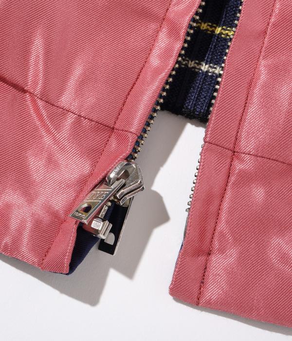 "Lot No. TT14892-162 / Mid 1950s Style Acetate Souvenir Jacket ""EAGLE & DRAGON"" × ""WHITE DRAGON"""