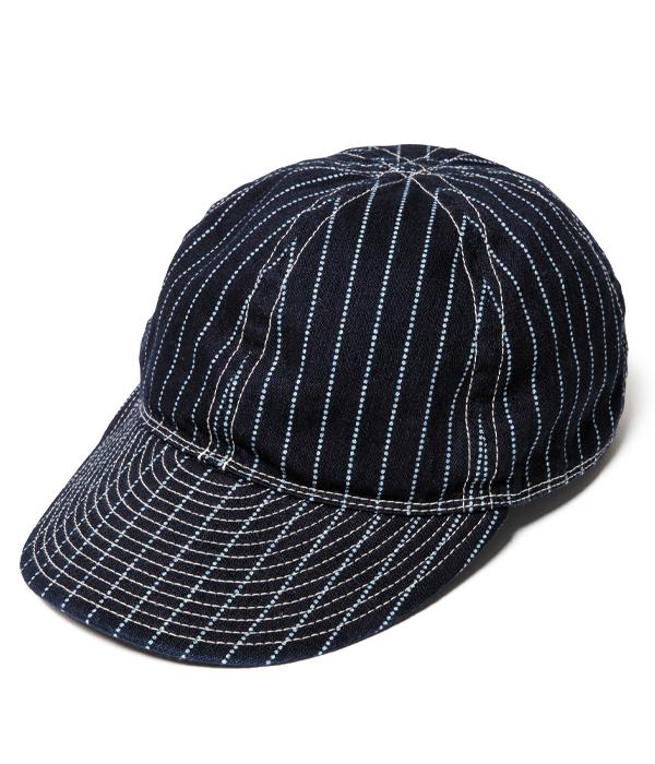 Lot No. SC02588 / WABASH STRIPE A-3 CAP