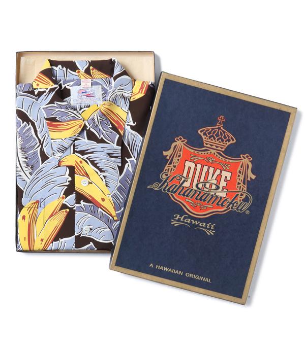 "Lot No. DK38335 / DUKE KAHANAMOKU SPECIAL EDITION ""DUKE'S BANANA LEAF"""
