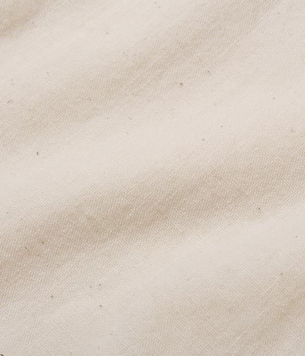 Lot No. SC27851 / WHITE CHAMBRAY WORK SHIRT (LONG SLEEVE)