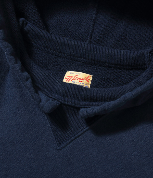 Lot No. WV68611 / ATTACHED HOOD HEAVY SWEAT PARKA