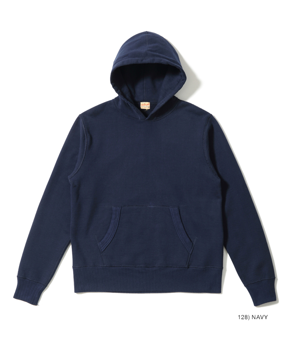 Lot No. WV67729 / HEAVY SWEAT HOODED PARKA