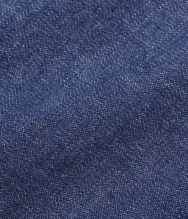Lot No. SC27852 / BLUE DENIM WORK SHIRT