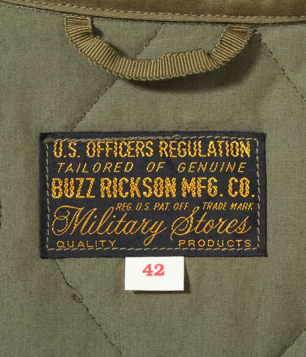 "Lot No. BR14861 / JACKET, FLYER'S COLD WEATHER CIVILIAN MODEL ""BUZZ RICKSON MFG. CO."""