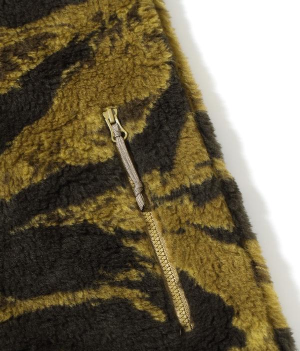 "Lot No. BR14945 / GOLD TIGER CAMOUFLAGE PATTERN BOA JACKET ""CIVILIAN MODEL"""