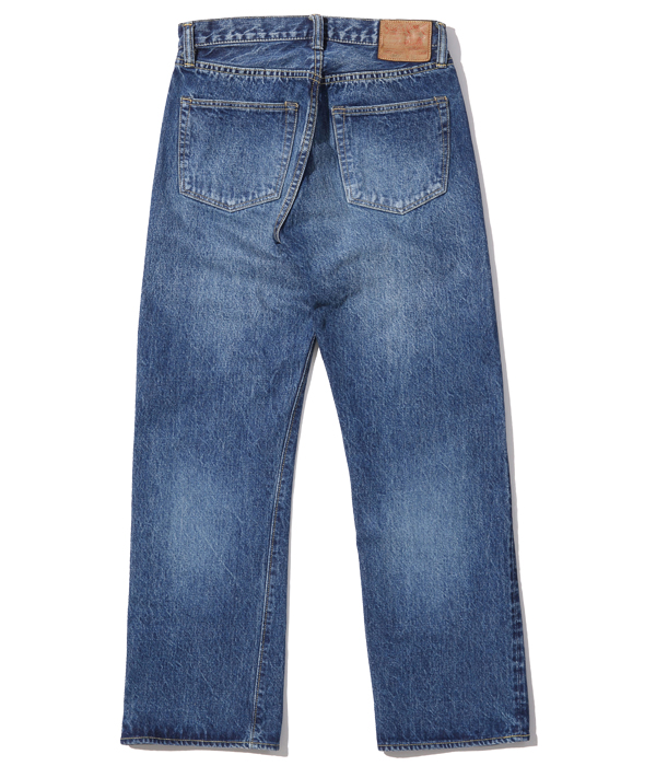 2021年4月7日入荷 / Lot No. SC41947SH / 14.25oz. DENIM 1947 AGED MODEL (REGULAR STRAIGHT)