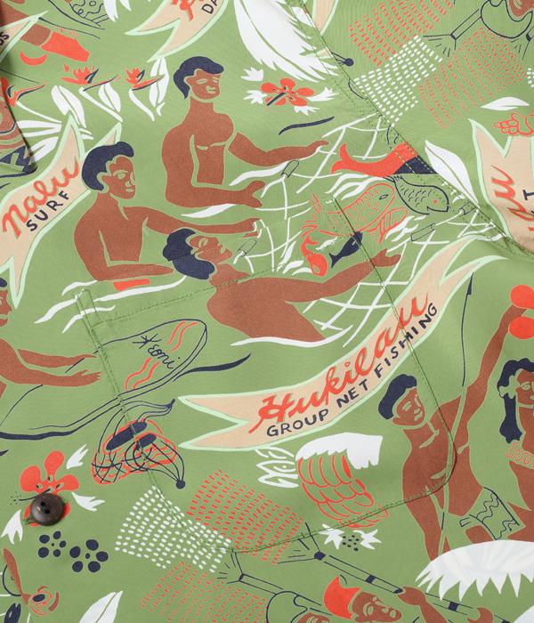 """Lot No. SS38717 / KEONI OF HAWAII """"HOOLAULEA IN HAWAII"""" by JOHN MEIGS"""