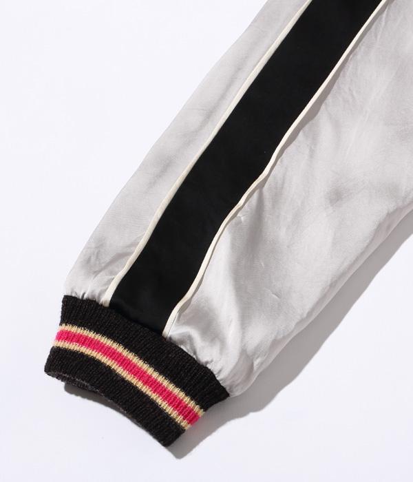 "Lot No. TT14851-155 / Early 1950s Style Acetate Souvenir Jacket ""KOSHO & CO."" Special Edition ""EAGLE"" × ""DRAGON"""