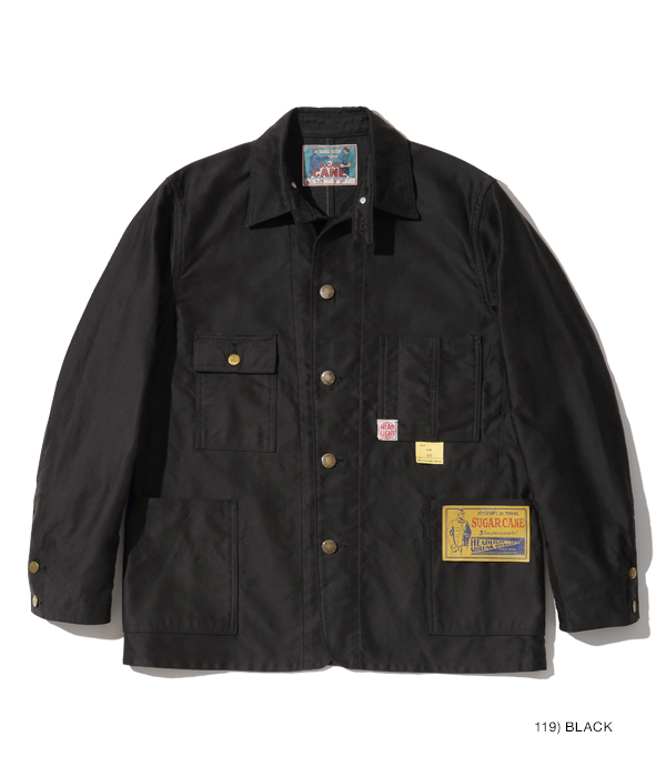 Lot No. SC14849 / HEADLIGHT × FICTION ROMANCE 9.5oz. MOLESKIN WORK COAT