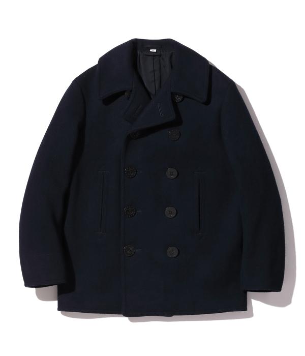 "Lot No. BR11554 / PEA-COAT ""NAVAL CLOTHING FACTORY"""