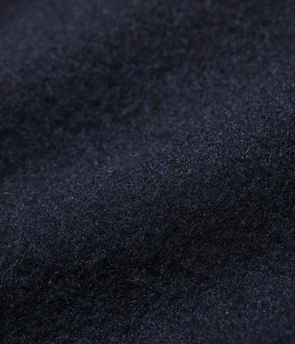 "Lot No. BR14146 / PEA-COAT ""LONG MODEL WOOL LINING NAVAL CLOTHING FACTORY"""