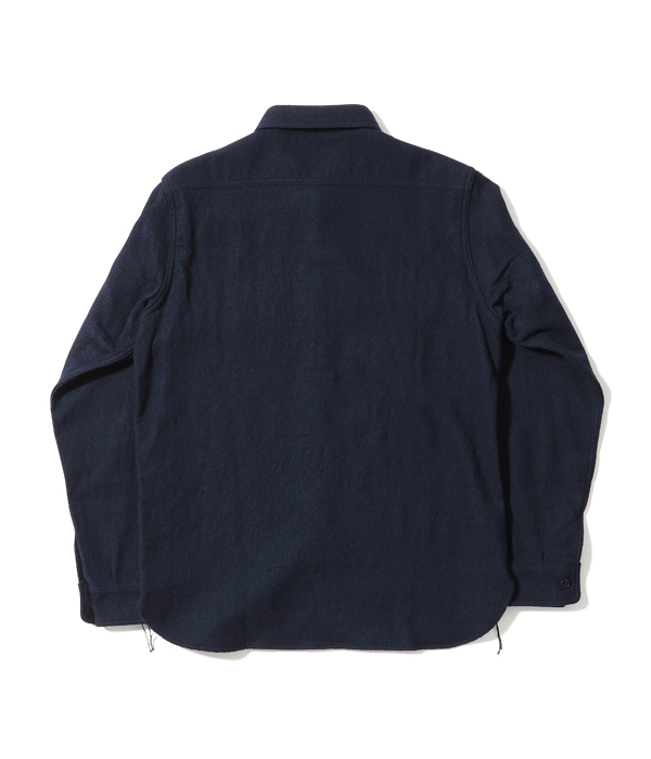"Lot No. BR24961 / C.P.O. SHIRTS ""NAVAL CLOTHING FACTORY"""