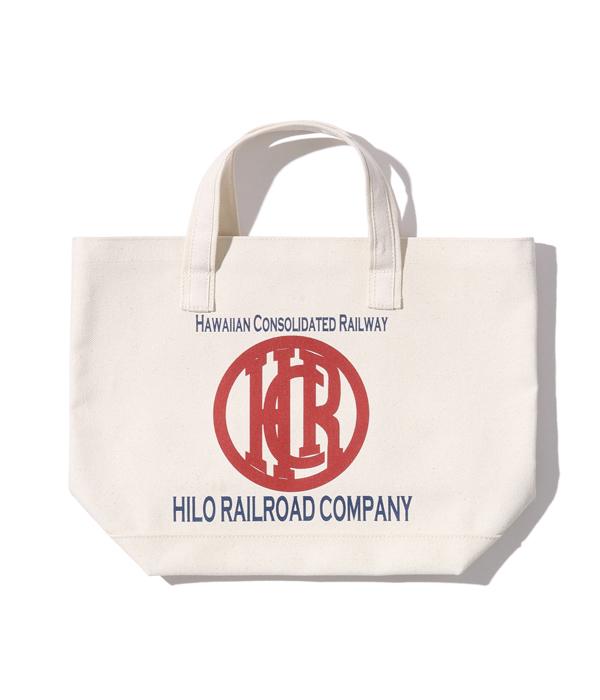 """2021年4月27日入荷 / Lot No. SS02675 / HAWAIIAN WORK TOTE BAG """"HILO RAILROAD COMPANY"""""""