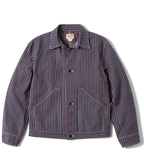 Lot No. SS14589 / SAILOR MOKU PRODUCTS 10.25oz. SENSUJI WORK JACKET