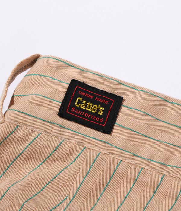 Lot No. SC42213 / COKE STRIPE WORK PANTS