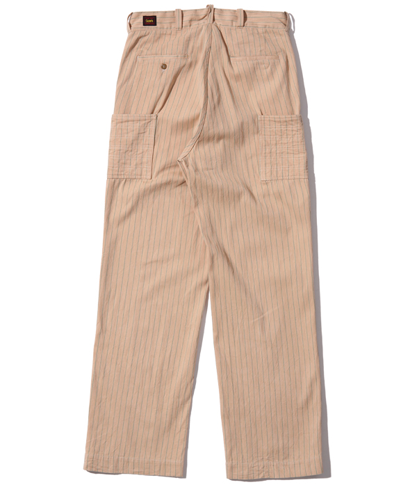 2021年4月2日入荷 / Lot No. SC42213 / COKE STRIPE WORK PANTS