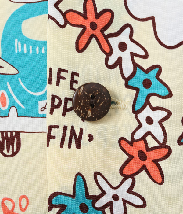 "Lot No. SS38467 / KEONI OF HAWAII ""POPS"" by KOJI TOYODA"