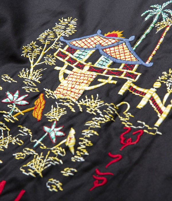 "Lot No. TT14574-119 / Mid 1960s Style Cotton Vietnam Jacket ""LANDSCAPE"""