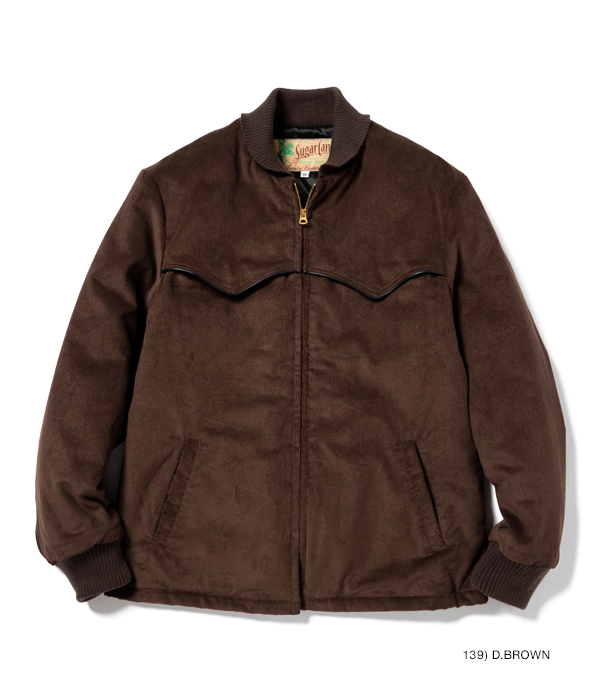 Lot No. SC14726  / CORDUROY RANCH COAT THINSULATE FILLED