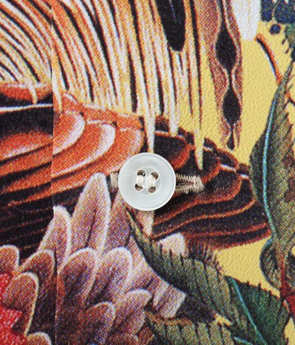 "Lot No. SS38471 / SUN SURF × 伊藤若冲 SPECIAL EDITION ""動植綵絵 紫陽花双鷄図"""