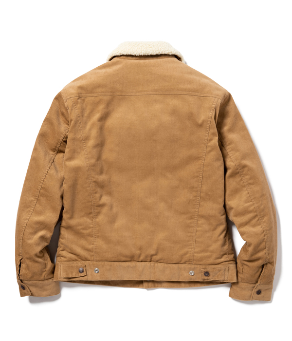 Lot No. SC14645  / CORDUROY RANCH JACKET THINSULATE FILLED