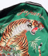 """Lot No. TT14852-125 / Early 1950s Style Acetate Souvenir Jacket """"KOSHO & CO."""" Special Edition """"PHOENIX"""" × """"TIGER (HAND PRINT)"""" (Reversible Side)"""