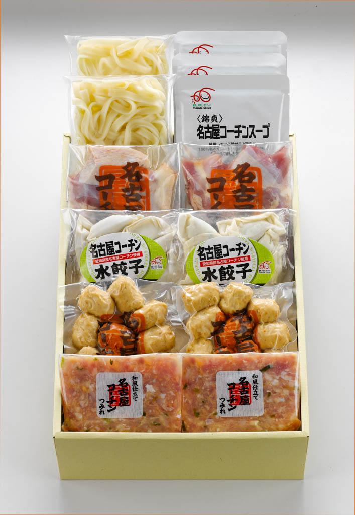 名古屋コーチン鶏鍋セット 301