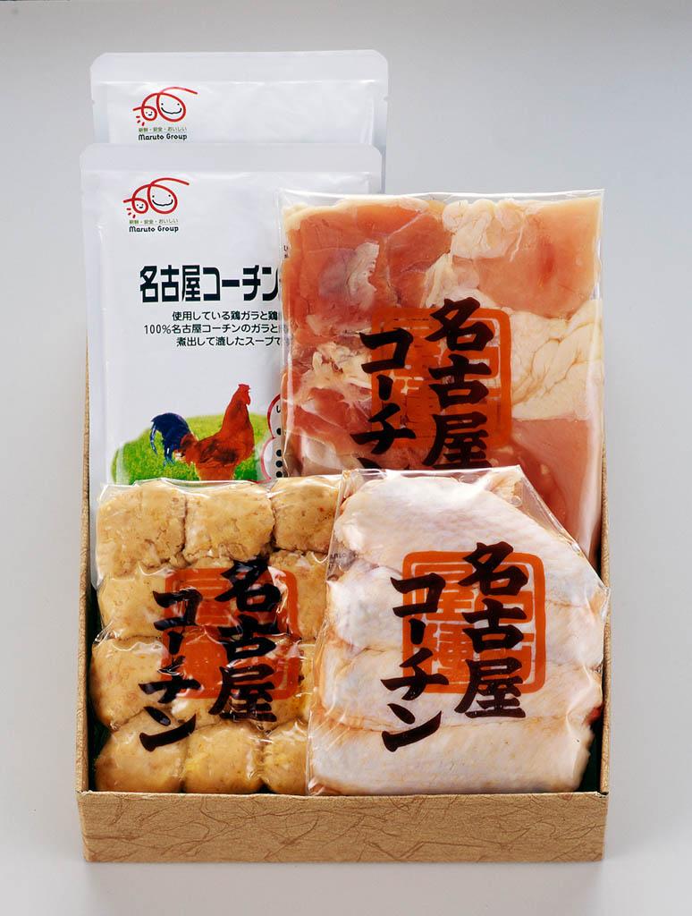 名古屋コーチン水炊鍋セット